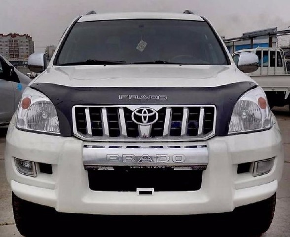 LAND Cruiser Prado, J120W, 2007 г.