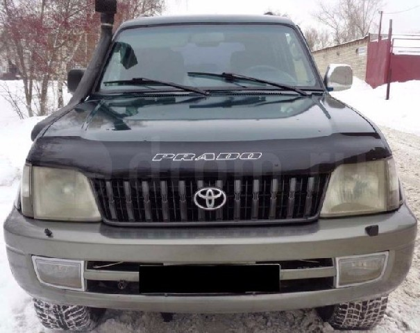 LAND Cruiser Prado, KZJ90, 1999 Г.