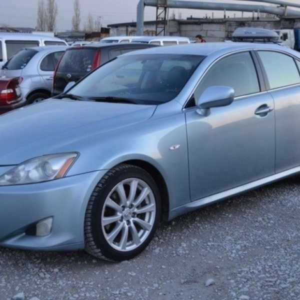Lexus IS250, GSE20, 2008 Г. В., 4GR-FSE, АКПП, 2WD, Европа, Левый РУЛЬ